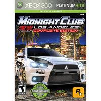 Take-two Midnight Club: Hits X360