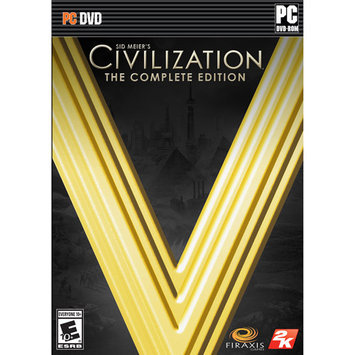 Two Sid Meier's Civilization V: The Complete Edition