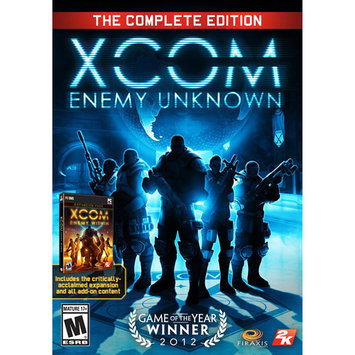 Take-two Interactive XCOM Enemy Unknown - The Complete Edition (PC Game)