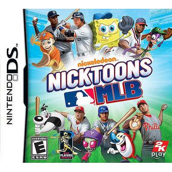 Take 2 Nicktoons MLB - TAKE-TWO INTERACTIVE SOFTWARE, INC.