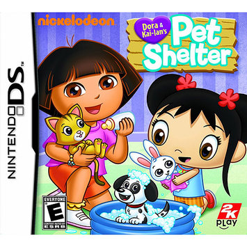 Take 2 Dora & Kai-Lan's Pet Shelter