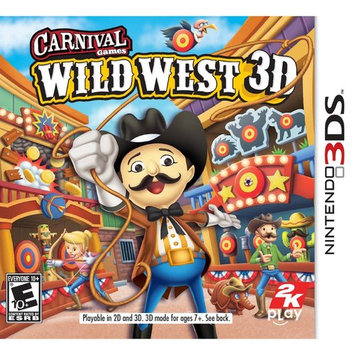 Take 2 Carnival Games: Wild West 3D