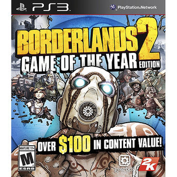Take-Two 47333 Borderlands 2 GOTY PS3