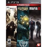 Take-Two 47348 2K Power Pack Collection PS3
