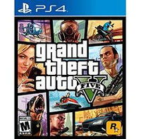Rockstar Games Grand Theft Auto V PS4