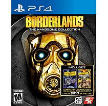 2k Borderlands: The Handsome Collection - Playstation 4