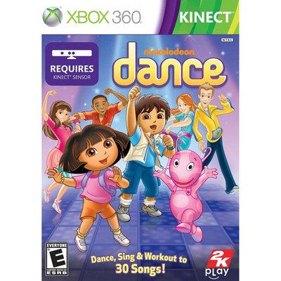 Take 2 Interactive Take 2 Kinect Nickelodeon Dance - TAKE-TWO INTERACTIVE SOFTWARE, INC.