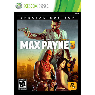 Take 2 Max Payne 3 Special Edition
