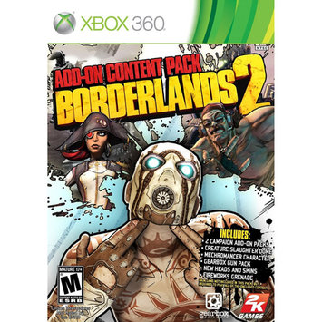 Take 2 Borderlands 2: Add-On Content Pack (Xbox 360)