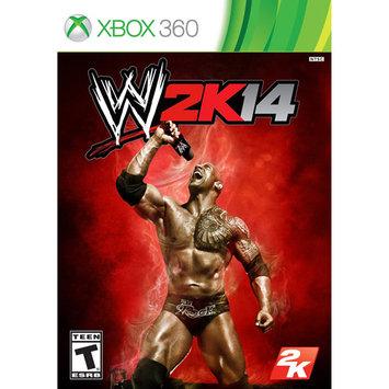 Take2 Interactive So Take 2 WWE 2K14 for Xbox 360 - TAKE-TWO INTERACTIVE SOFTWARE, INC.