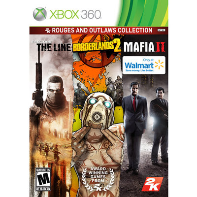 2k Games Outlaws & Rogues Collection - Walmart Exclusive (Xbox 360)
