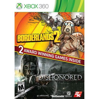 Take 2 Interactive Xbox 360 - The Borderlands 2 & Dishonored Bundle