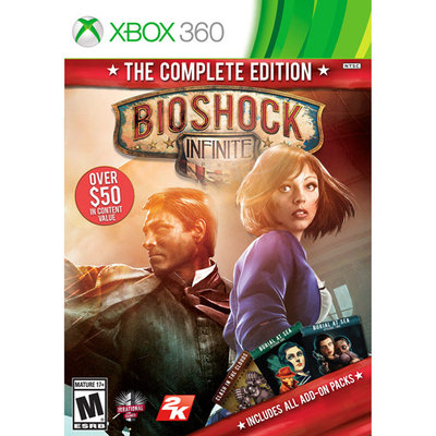 Take Two Interactive Sw Bioshock Infinite: The Complete Edition - Xbox 360