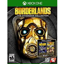 2k Borderlands: The Handsome Collection - Xbox One