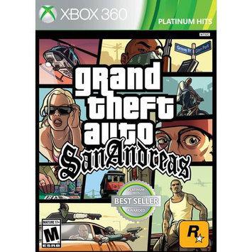 Rockstar Grand Theft Auto: San Andreas <Xbox 360>