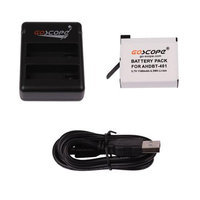 Go Scope GS015 2x Battery Ch 4 Gp Hero 4