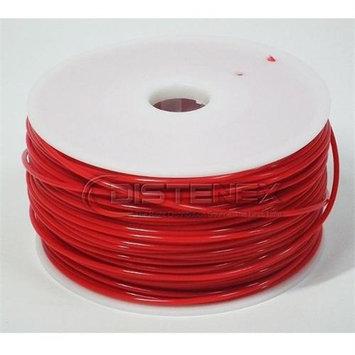 Distenex 3D Printer PLA Filament 3mm 1kg Spool Red