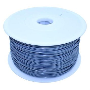 Dockwell 3D Printer PLA Filament 1.75mm 1kg Solid Grey