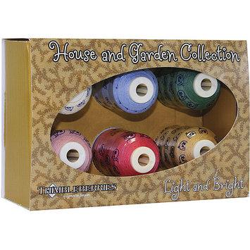 Eziba Thimbleberries Cotton Thread Warm & Cozy Collections (Pack of 6)