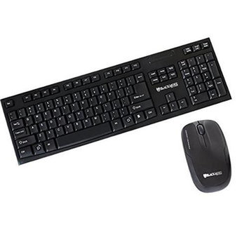 Blackmore BKB-10 2.4G Wireless Computer Keyboard and Mouse Combo