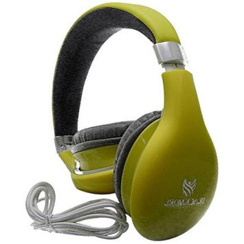 Blackmore BH-1900-GR Professional Headphones High-Definition, Green