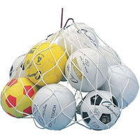 Champion Sports Basketball Carry Net, 24in. x 36in, White