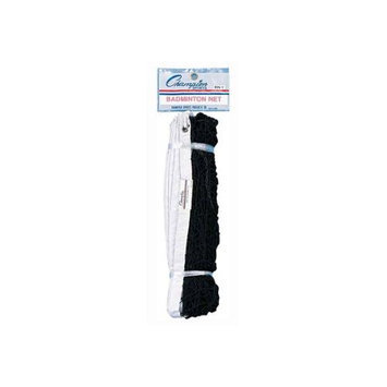 Badminton Source Champion Badminton Net with 2 Inch Headband
