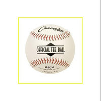 Champion Sports Official Soft Compression Level 10 Tee Ball (Dozen)