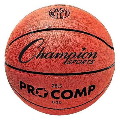 Champion Sports Pro Comp Indoor Composite 28.5 Women's Basketball