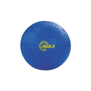 Champion Sports Playground Ball, 8 1/2in, Blue