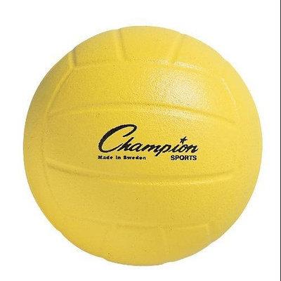 Champion Sports Rhino Skin Coated Foam Volleyball