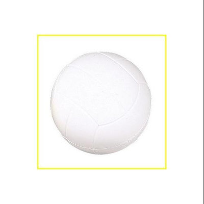 Champion Sports VFC Coated Foam Sport Ball Volleyball Yellow
