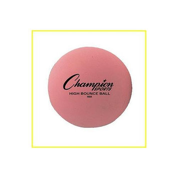 Champion Sports High Bounce Ball - Pack of 12