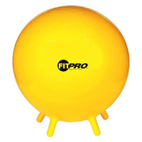 Champion Sports Fitpro Exercise Ball with Legs - 65cm