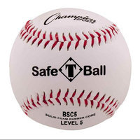 Champion Sports Official Soft Compression Level 5 Tee Ball (Dozen)