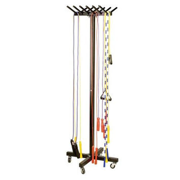 Champion Products Portable Jump Rope Cart (EA)