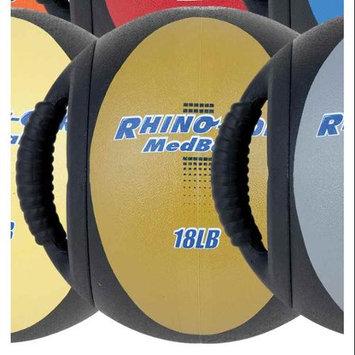 18 lb. Rhino-Cor® Medicine Ball