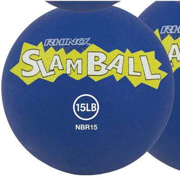 15 lb. Rhino® Slam Medicine Ball