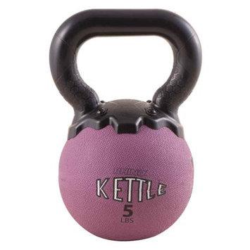 Champion Sports Mini Rhino Kettle Bell 5lbs