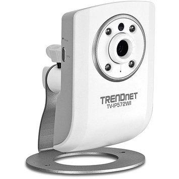 Trendnet - Business Class TRENDnet Wireless N Day Night Internet Camera TV-IP572WI