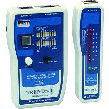 TRENDnet TC-NT2 Network Cable Tester (TP & Coax)