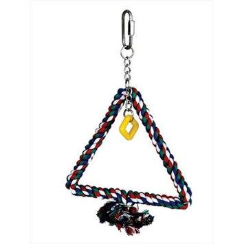 Caitec Bird Toys Caitec 272 6 in. Small Triangle Cotton Swing
