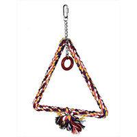 Caitec Bird Toys Caitec 274 Large Triangle Cotton Swing