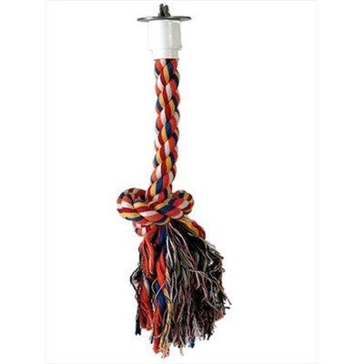Caitec Bird Toys Caitec 447 Medium Cotton Preening Knot 1/2 in. Diam x 13 in. Long