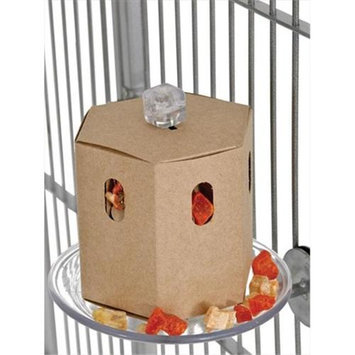Caitec Bird Toys Caitec Foraging System Cage Mount Buffet Box