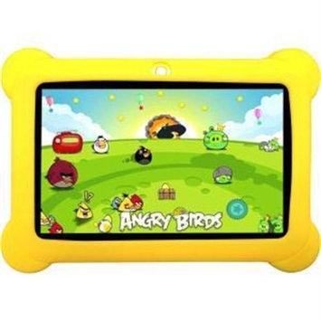 Worryfree Gadgets Zeepad Kids Tablet - Yellow - Silicone