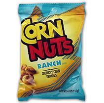 Ranch Corn Nuts Peg Bag - 4 oz. Bag - 12 ct.