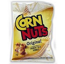 Original Corn Nuts Peg Bag - 12 count case - 4 oz. Bag