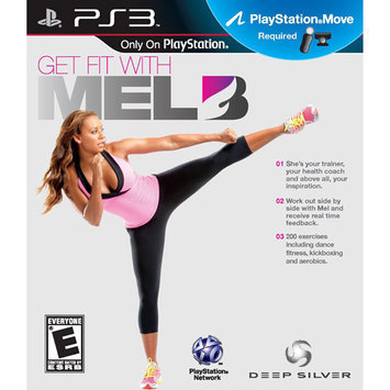 Deep Silver Get Fit With Mel B (Playstation 3)