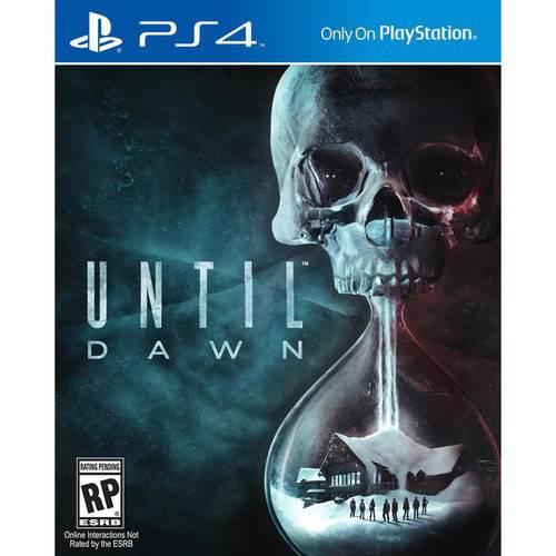 Sony Until Dawn - Playstation 4